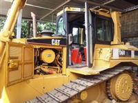 Trator de Esteira Caterpillar D6R-XL Ano 2007
