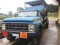 Caminh�o  Ford F 12000  ano 88