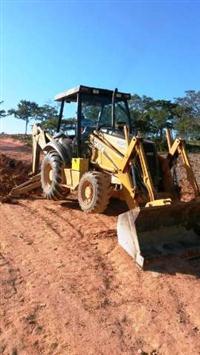 CASE 580M 4X4 2010