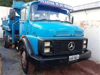 Caminhão  Mercedes Benz (MB) 1113  ano 79