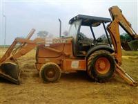 CASE 580M 4X2 2009