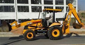 JCB 3C 4X4 2011