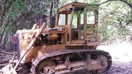 CATERPILLAR D6D PS 1987