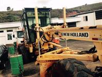 NEW HOLLAND RG140B 2009