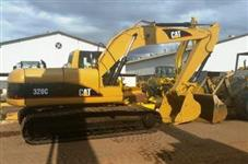 CATERPILLAR 320CL 2005