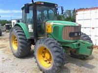 Trator John Deere 6415 4x4 ano 10