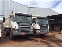 Caminhão  Scania 124 420  ano 10