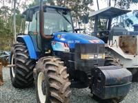 Trator Ford/New Holland TM7040 4x4 ano 10