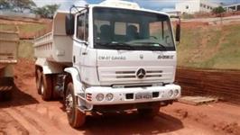 Caminhão  Mercedes Benz (MB) 2423K 6X4  ano 02