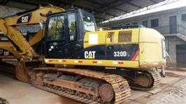 CATERPILLAR 320DL 2011