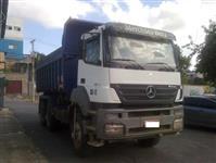 Caminhão  Mercedes Benz (MB) 3340 Basculante  ano 09