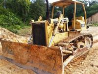 CATERPILLAR D6D PS 1985