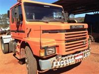 Caminhão  Scania 112H  ano 81