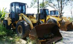 NEW HOLLAND W170B 2009