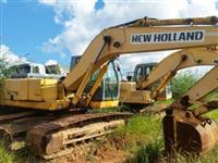 NEW HOLLAND E215 2005