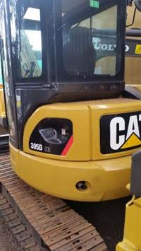 MINI ESCAVADEIRA CATERPILLAR 305D CR 2011