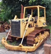 CATERPILLAR D6D PS 1986