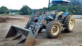 Trator Ford/New Holland TL85 4x4 ano 09