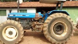Trator Ford/New Holland 8030 4x4 ano 07
