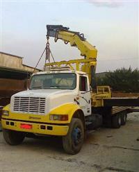 Caminhão  Internacional 4700  ano 02