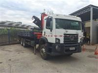Caminh�o  Volkswagen (VW) 24.280 6X2  ano 13