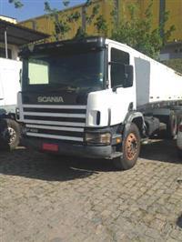 Caminhão  Scania 124 420  ano 05