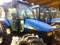 Trator Ford/New Holland TL85E 4x4 ano 11