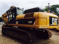 Escavadeira Cat, modelo 336 DL, ano 2011