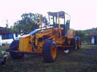 MOTONIVELADORA MARCA VOLVO MODELO G 940 ANO 2008