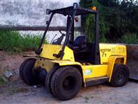 EMPILHADEIRA HYSTER 155 XL.2 07 TONELADAS DIESEL 2005