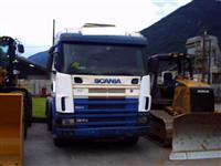 Caminh�o  Scania R 420  ano 00