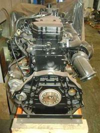 Motor Cummins Disel 350cv Revisado e Completo