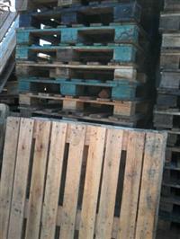Pallets usados de madeiras PBR