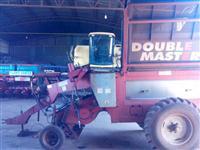 Double máster miac 2004 único dono, revisada e regulada