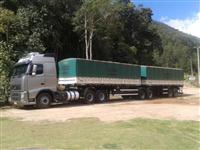 Caminhão  Volvo FH 520  ano 10