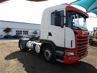 Caminh�o  Scania G400  ano 12