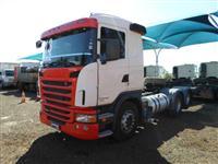 Caminh�o  Scania G 440  ano 12