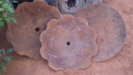 Vendo Disco de Arado e Grade - Discos usados e Sucatas