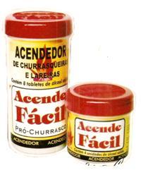 ACENDE FÁCIL ALCOOL SÓLIDO