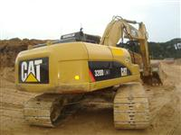 ESCAVADEIRA CATERPILLAR 320D LME ANO 2009