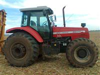 Trator Massey Ferguson 680 Advanced 4x4 ano 08