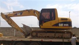 Escavadeira Caterpillar 312