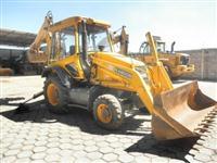 Retro Escavadeira Randon RK 406B -4x4 - Traçada