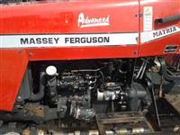 Trator Massey Ferguson 265 4x4 ano 05