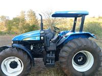 Trator Ford/New Holland TS 6020 4x4 ano 08