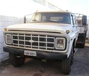 Caminhão  Ford F-14000  ano 89