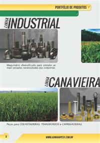 PEÇAS DE REPOSIÇÃO PARA LINHA AGRICOLA E CANAVIEIRA