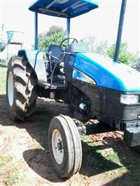 Trator Ford/New Holland TL75 4x4 ano 08