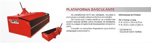 Raspo - Plataforma Basculante