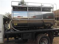 Tangue caminhão Leite 4000mil litros